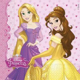 Disney-Prinsesser-servietter