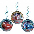 Cars loft dekorationer