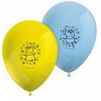 Gurli Gris balloner 8 stk