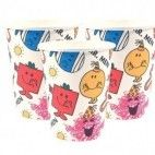Mr Men kopper, 1 stk
