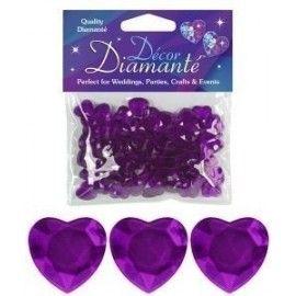 hjerte_pynte_diamanter_ametyst
