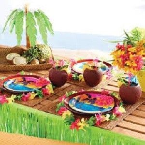 Hawaii borddækning