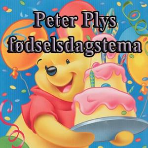 Peter Plys fødselsdag