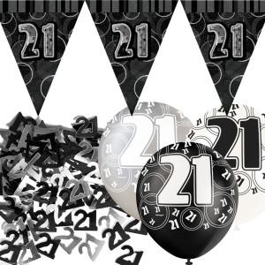 Fødselsdag 21 år
