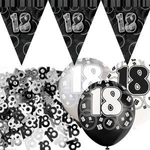 Fødselsdag 18 år