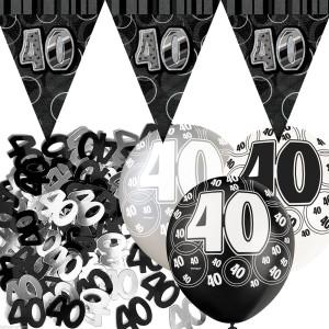 Fødselsdag 40 år