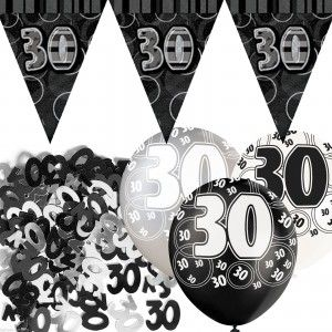 pynt 30 års fødselsdag