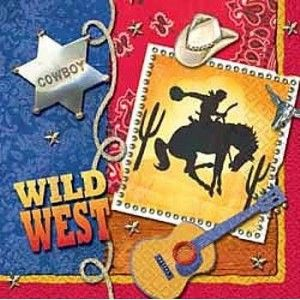 Cowboy tema