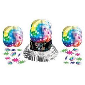 Disco fest - Dekorationer
