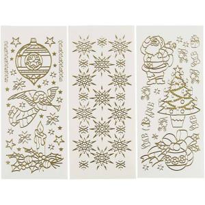 Stickers Jul og Nytår