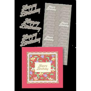 Stickers med tekst