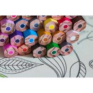 Malebøger og tegnehæfter til børn