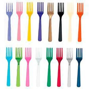 Plastik gafler