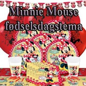 Minnie Mouse fødselsdag