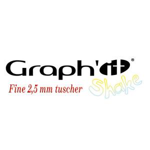 Graph'it Shake Fine 2,5 mm