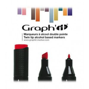GRAPH'IT Twin Tip Marker