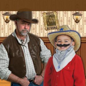Cowboy udklædning