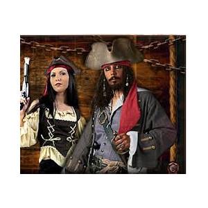 Pirat udklædning