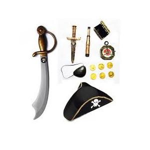 Pirat tilbehør