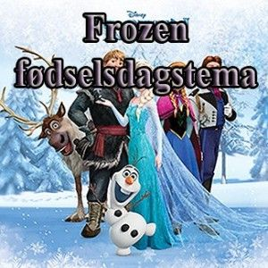 Frozen fødselsdag