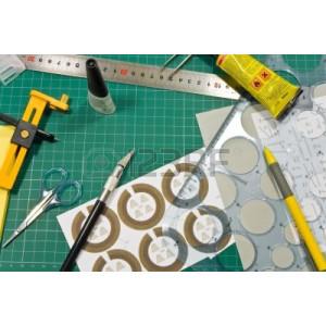 Sakse og skæreredskaber