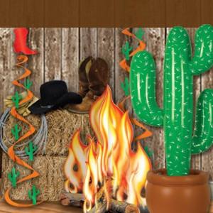 Cowboy dekoration