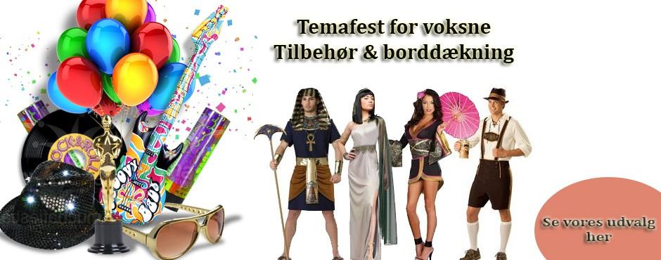 temafest for voksne